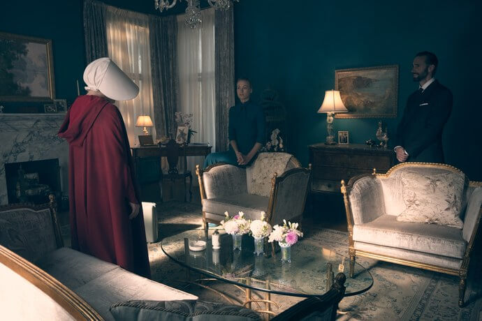 Translating tales for the screen: The Handmaid's Tale and today's self-aware spectator